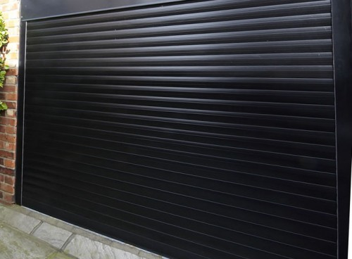 Solid Roller Shutters 4