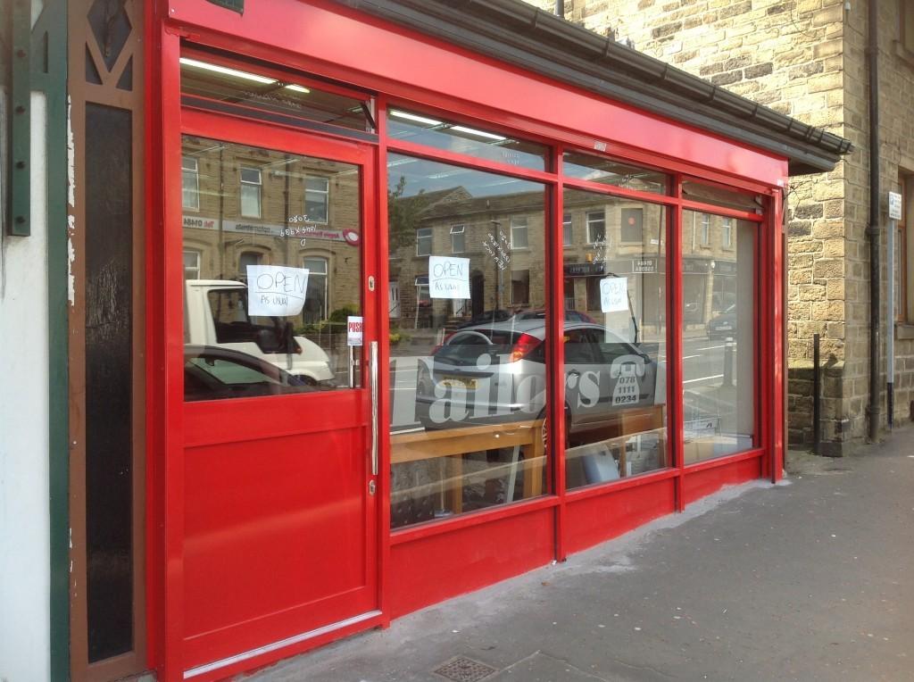 Shop Fronts Gm Windows